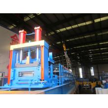 Máquina Formadora de Rolos em Forma de C para Tiras de Aço com Estrutura C