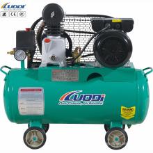 HUBA Italia tipo compresor de aire de correa accionada 1hp 30L