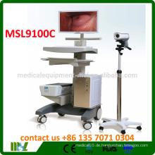 MSL-9100C Art und Weiseart Trolley Digital-elektronisches Colpscope Trolley Colposcope