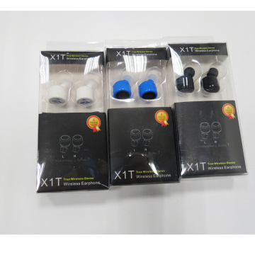 Auricular sem fios True Bluetooth X1T