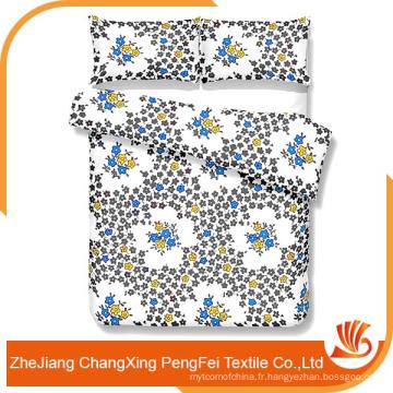 Ensemble de literie design nouveau lit en tissu à vendre