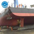 2.5x18m navire de levage et de flottement en caoutchouc airbags