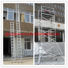 Straight Aluminium ladder&Step ladder,Aluminium Alloy ladder