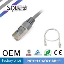 SIPU hohe Transmission erfüllen unterschiedliche Längen hochwertige CAT6 SFP Patchkabel 24 AWG