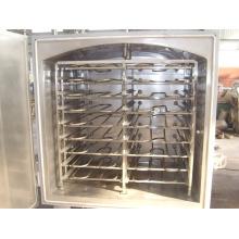 Máquina de secagem de vácuo sensível às matérias primas do calor pulverulento