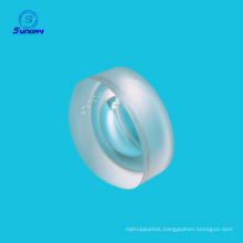 Magnifying glass plano convex lens