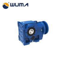 WUMA MK Series modular helical gearbox