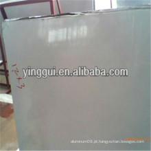 6106 6111 6181 liga de alumínio folha de diamante simples / chapa atacado por atacado