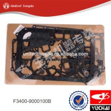 Yuchai YC4F, комплект прокладок для капитального ремонта F3400-9000100B
