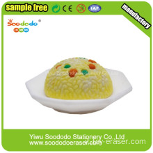 Hot Sell Rice Eraser regalo a forma di