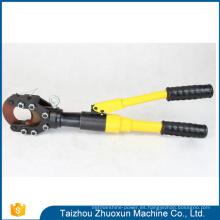 Cortadores acorazados del trinquete del tirador del engranaje de la importación de Taizhou para el cortador hidráulico eléctrico del cable 300Mm2 hecho en China