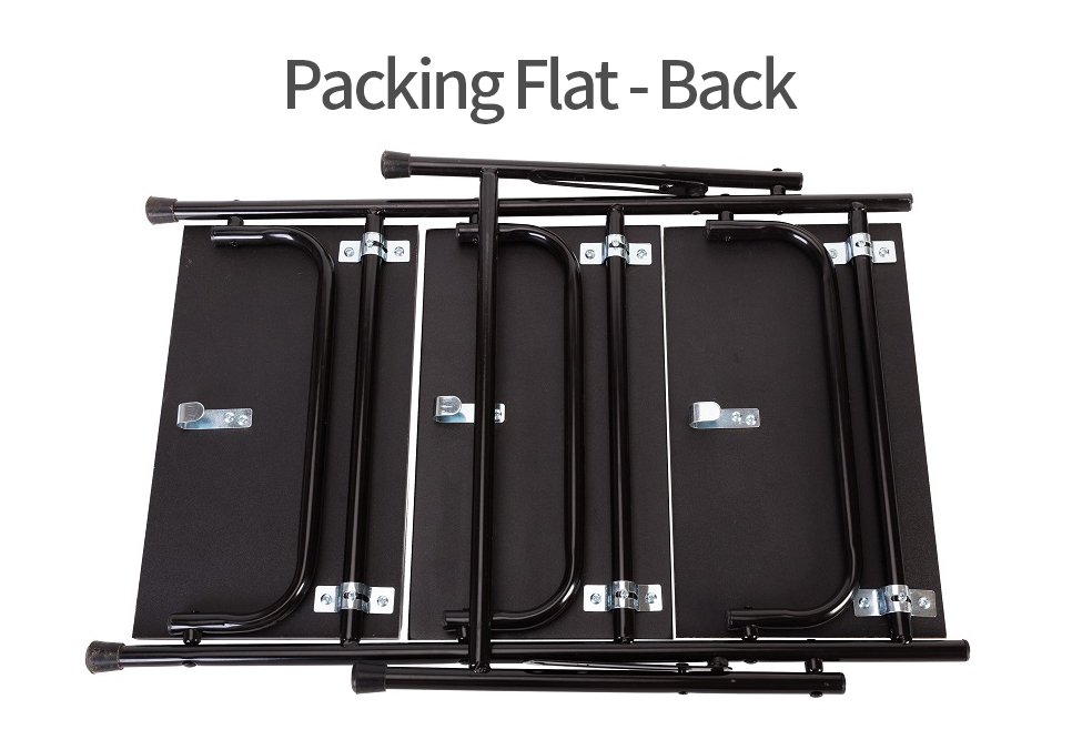 Packing Flat - back