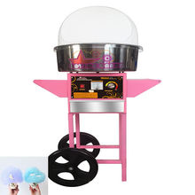 High Quality Cotton Candy Machine With Cart Cotton Candy Machine