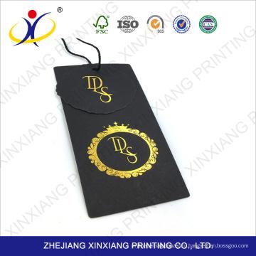 Китай производство профессиональный джинсы повесить тег