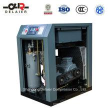 Compresseur d'air à vis rotatif à économie d'énergie Dlr Dlr-25A