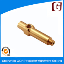 OEM CNC Usinage Partie Precision Hardware Usinage de laiton