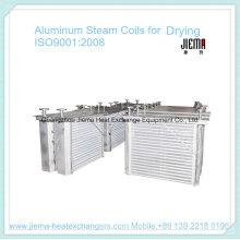 Bobina de vapor de tubo con aletas para secado (SZGL-6-12-1000)