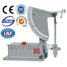 Rubber Impact Elasticity Tester