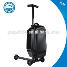 New trolley scooter ride on luggages for sale