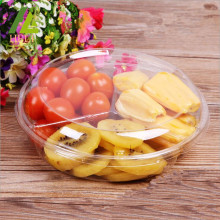 Plastic Tomato Banana Kiwi Fruit Salad Container