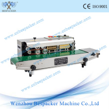 Stain Steel Continuous Industrial Plastic Sealing Machine