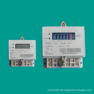 Dds2800 Einphasen-Stromzähler