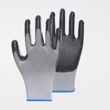 Flimsy Short Nitrile Safety Gloves Durable