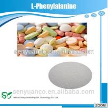 Высококачественный 99% L-фенилаланин CAS # 63-91-2
