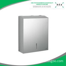 Paper towel dispenser tissue box