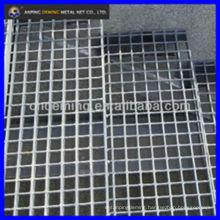 used steel grating frame ;attice door mat for sale