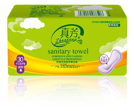 185MM sanitary panty liner