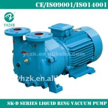 vacuum pumping equipment with flange