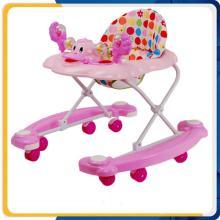 Camionero del bebé del diseño de la manera Caminante de aprendizaje modificado para requisitos particulares para la venta al por mayor