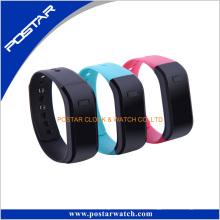 Nuevo producto Multifuncional Smart Pulsera Candy Color Smart Relojes