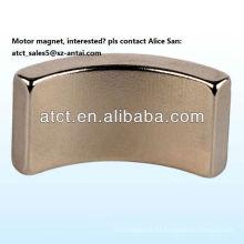 Generador de imán, motor magnético, imán del arco