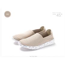 Chaussures tissées à la main, chaussures décontractées 25