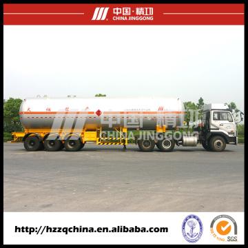 58000 Л сжиженного газа переносные цистерны полуприцепа (HZZ9407GYQ)