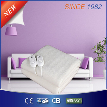 New Design Synthetic Wool Heated Blanket with Four Heat Setting