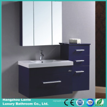 MDF Bathroom Cabinet with Noiseless Hinges Slider (LT-C046)