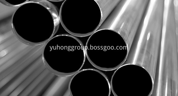 Bright Annealed Welding Tube A249 TP304 Yuhong Holding Group Qualified supplier in China