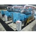1MW-500MW Central de Energía con Gas Combustible Diesel de Gas Dual Hfo
