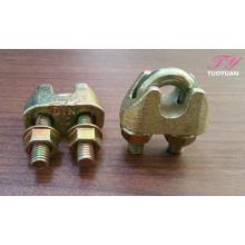 Câble d'acier malléable Clip DIN1142