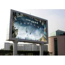 Utomhus HD Display Advertising Led Billboard
