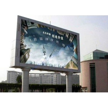 Outdoor HD Display Advertising Led Billboard