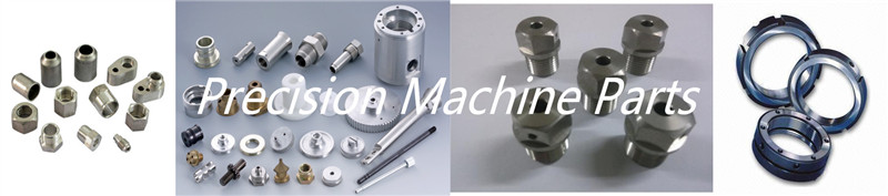 Precision machined part