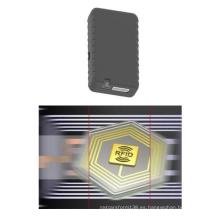 Rastreador GPS inalámbrico 3G con lector RFID