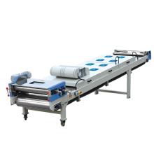 Correa de refrigeración por aire para recubrimiento en polvo ACC-508