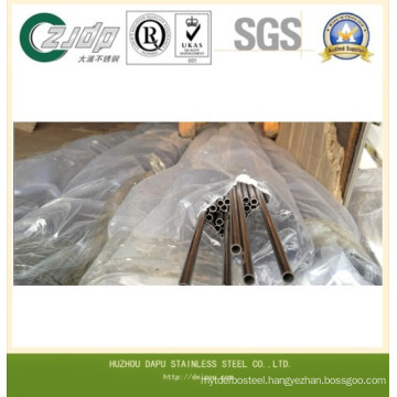 ASTM Tp316 Stainless Steel Seamless Pipe