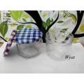 Cheap 200ml Glass Food Jam Jars Glass Marmelade Jars 7oz