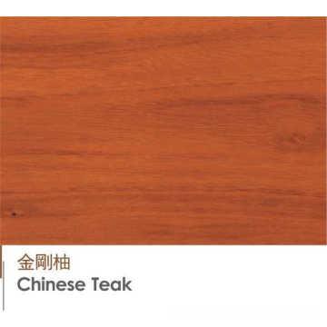 Strong Hardness High-End Original Chinese Teak Engineered and Laminat Flooring